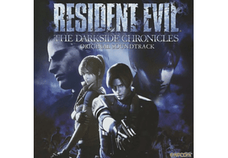 OST/VARIOUS - Resident Evil-Darkside Chronicles (Ost) - (CD)