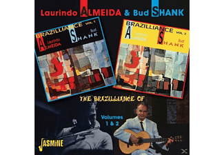 Laurindo & Bud Almeido - The Brazilliance Of... Feat. Bud Shank - (CD)