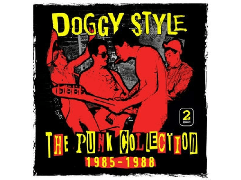 Doggy Style - Punk Collection '85-'88 [CD]