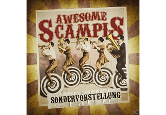 The Awesome Scampis - Sondervorstellung - (CD)