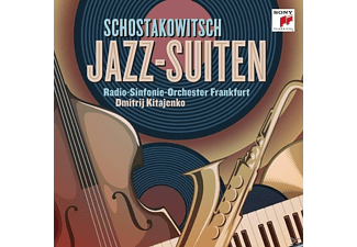 Dmitri Kitajenko - Jazz-Suiten [CD]