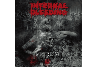 Internal Bleeding - Imperium - (CD)
