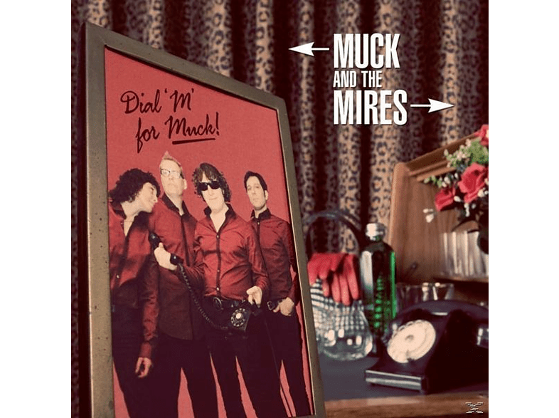 Muck & The Mires - Dial M For Muck [CD]
