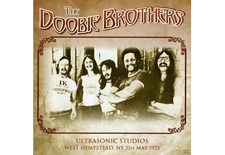 The Doobie Brothers - Ultrasonic Studios West Hempstead, Nyst May 1973 - (CD)