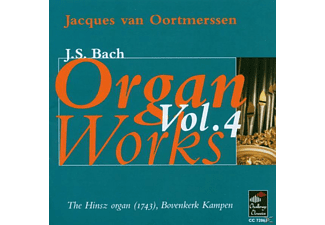 Jacques Van Oortmerssen - Organ Works Vol.4 - (CD)