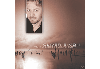Oliver Simon - Take A Look In Your Heart - (CD)