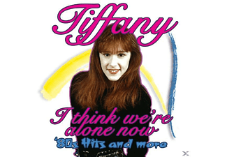 Tiffany - I Think We're Alone Now 80's Hits (Deluxe Edit.) - (CD)