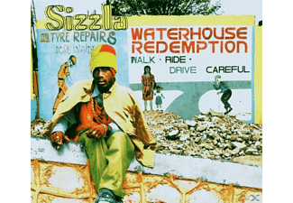 Sizzla - Waterhouse Redemption - (CD)