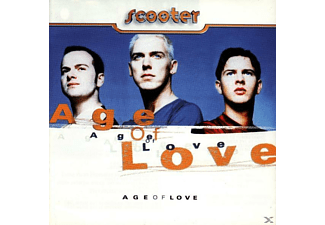 Scooter - Age Of Love - (CD)
