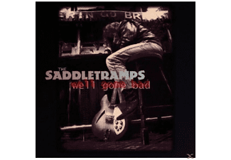 The Saddletramps - Well Gone Bad - (CD)