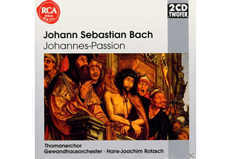 Thomanerchor Leipzig - Johannes-Passion (Ga) [CD]
