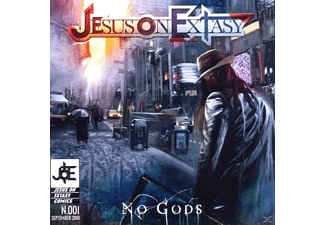 Jesus On Extasy - NO GODS - (CD)