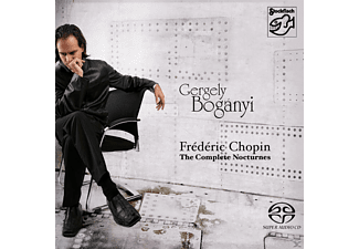 Gergely Boganyi - Frederic Chopin: The Complete - (SACD Hybrid)