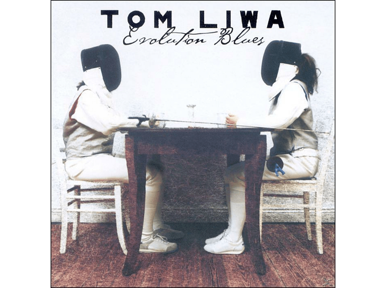 Tom Liwa - Evolution Blues [CD]