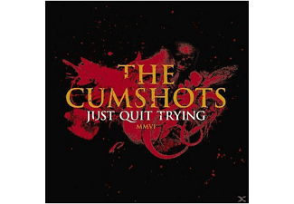 The Cumshots - Just Quit Trying - (CD)