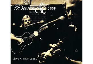 Downes & Beer - Live At Nettlebed - (CD)