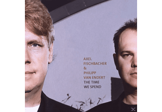Axel Fischbacher, Philip Van Endert, André Nendza, Kurt Billker - The Time We Spend - (CD)