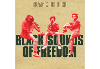 Black Uhuru - Black Sounds Of Freedom (Deluxe Edition) [CD]