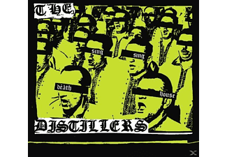 The Distillers - Sing Sing Death House - (CD)
