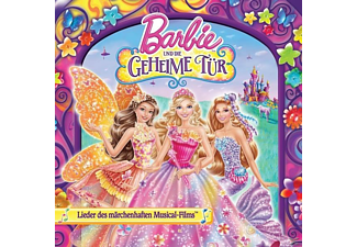 OST/VARIOUS - Barbie & The Secret Door (Songs From The Musical) - (CD)