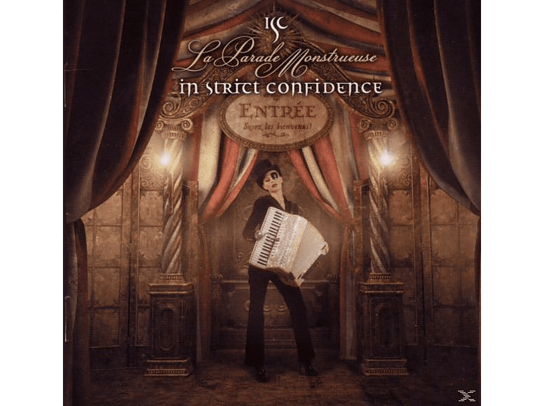 In Strict Confidence - La Parade Monstrueuse [CD]