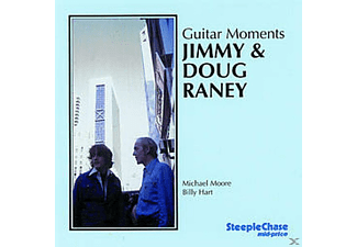 Doug & Jimmy Raney - Guitar Moments - (CD)