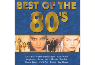 VARIOUS - Best Of 80's - (CD)