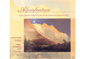 Johannes Geffert - Alpenfantasie - (CD)