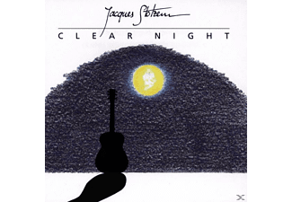 Jacques Stotzem - Clear Night - (CD)