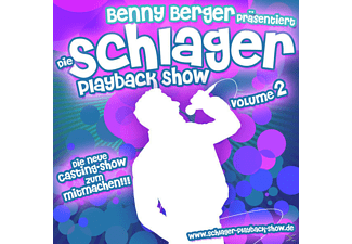 Benny Berger - Schlager-Playback-Show Vol.2 - (CD)