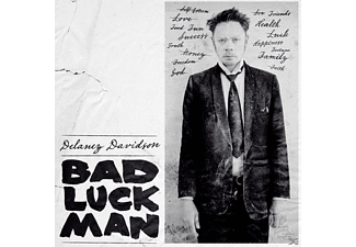 Delaney Davidson - Bad Luck Man - (CD)