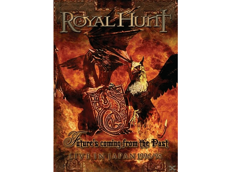 Royal Hunt - Future Coming From The Past [DVD]