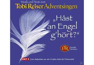 Tobi-adventssingen Reiser, Tobi Reiser - Hast An Engel G'hört - (CD)