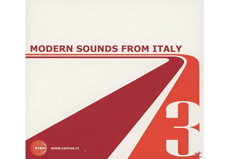 VARIOUS - Modern Sounds From Italy Vol.3 - (CD)