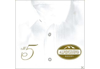 Alpensound - Nr.5 [CD]