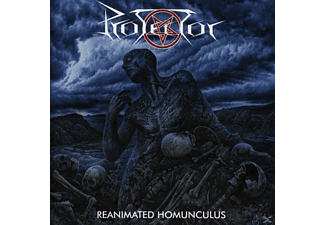 Protector - Reanimated Homunculus - (CD)