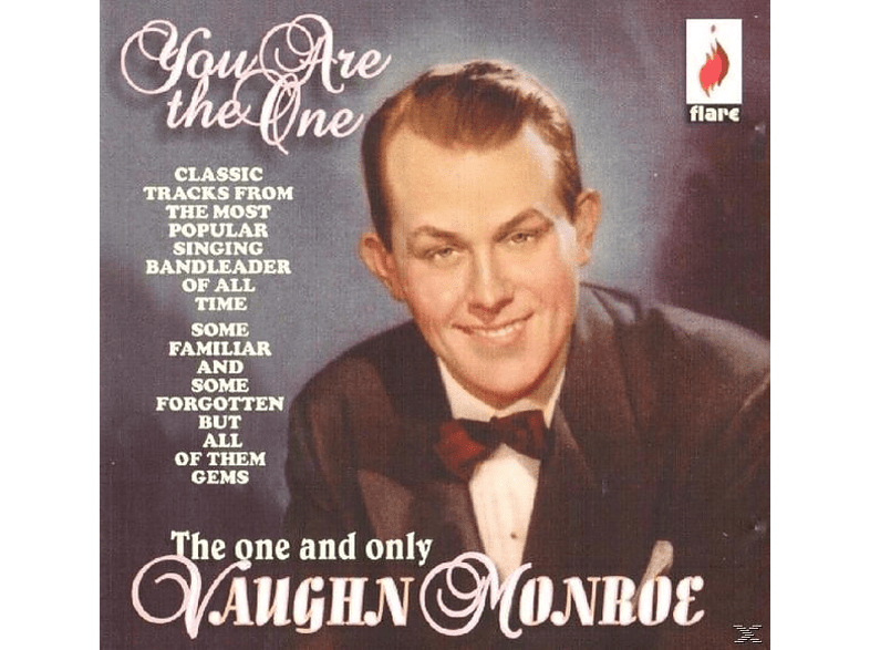 Vaughn Monroe - You Are The One [CD]