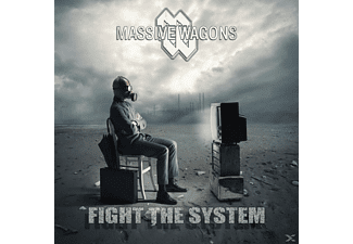 Massive Wagons - Fight The System - (CD)