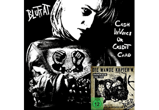 Bluttat - Cash Invoice Or Credit Card - (LP + DVD Video)