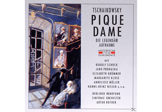 Rudolf Schock, Rsb, Rother, Prohaska - Pique Dame - (CD)
