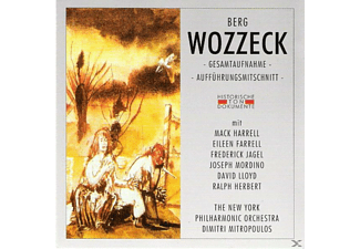 New York Philharmonic Orchestra - Wozzeck (Ga) - (CD)