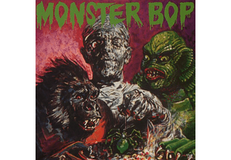 VARIOUS - Monster Bop - (CD)