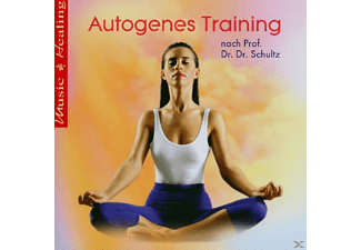 VARIOUS - Autogenes Training-Magic Vibrationsnach Prof.Dr.Dr. Schulzna - (CD)