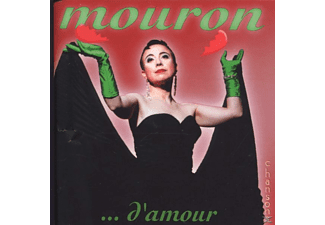 Mouron - ...D'amour - (CD)
