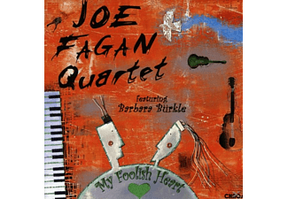 Fagan,Joe-Quartet Feat.Bürkle,Barbara - My Foolish Heart - (CD)