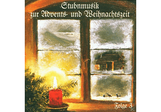 VARIOUS - Stubenm.Z.Advents U.Weihnach.3 - (CD)