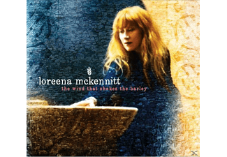 Loreena McKennitt - The Wind That Shakes The Barley - (CD)