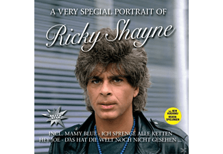 Ricky Shayne - A Very Special Portrait Of - (CD)