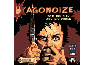 Agonoize - For The Sick And Disturbed - (CD)