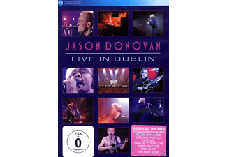 Jason Donovan - Live In Dublin [DVD]